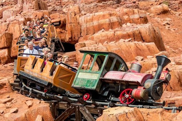 Thunder Mountain Railroad