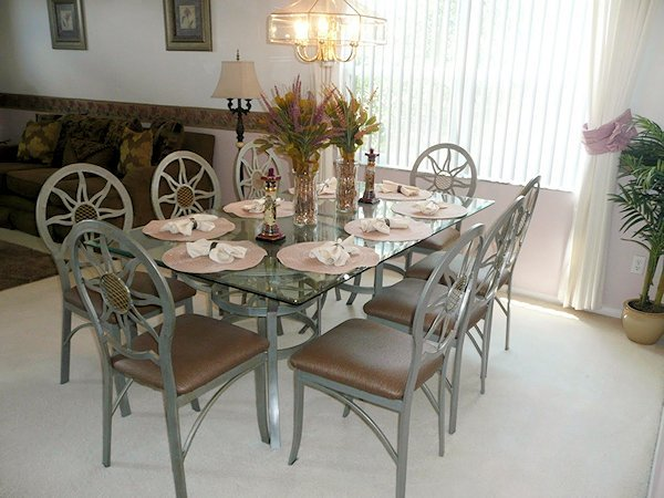 Formal Lounge Dining Area