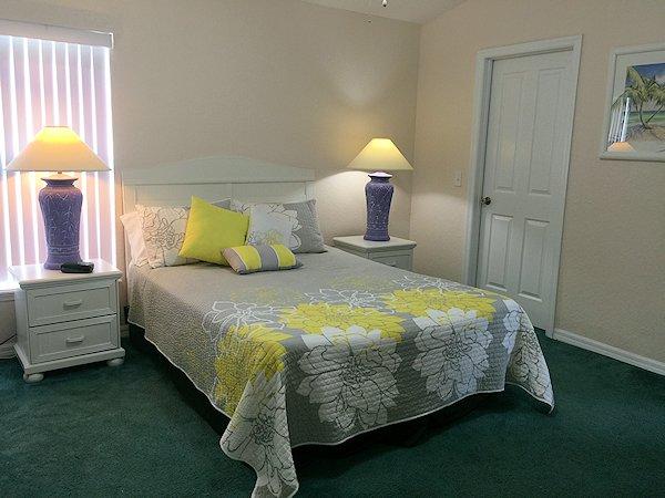 2nd en-suite Master bedroom