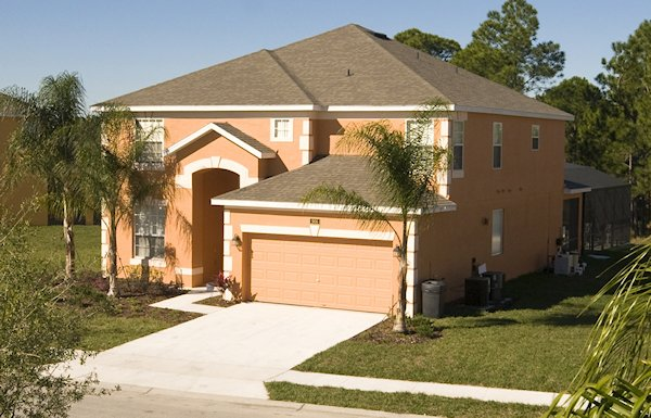 6 Bed Florida Villa sleeps 12. Private Pool/Spa. Wi-Fi. Games Room.