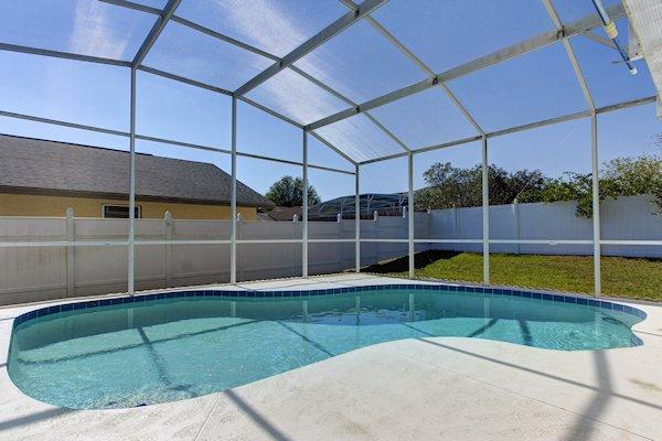 Sunny Pool